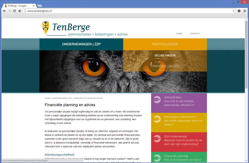 website_tenbergeadvies