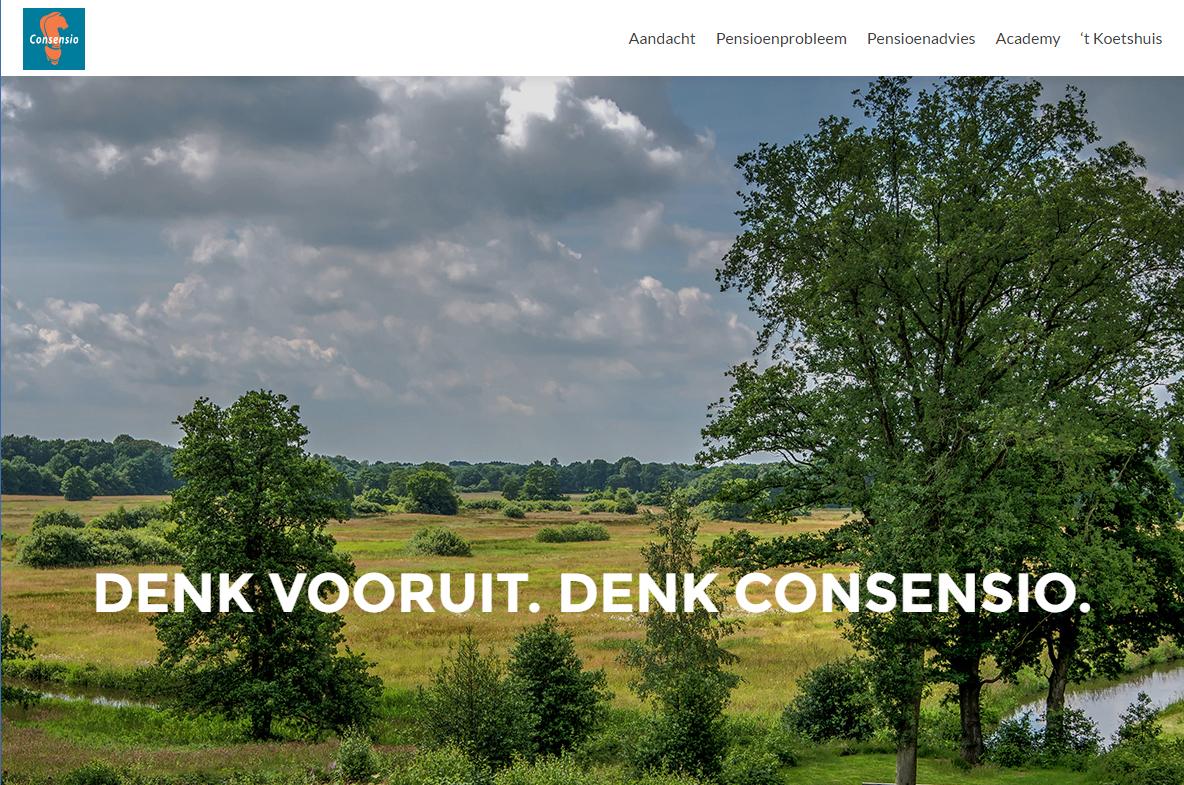consensio webpage